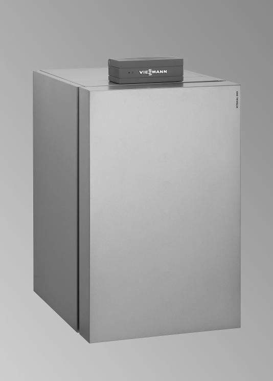 Vienos pakopos žemė - vanduo šilumos siurblys Vitocal 200-G, 7.7 kW