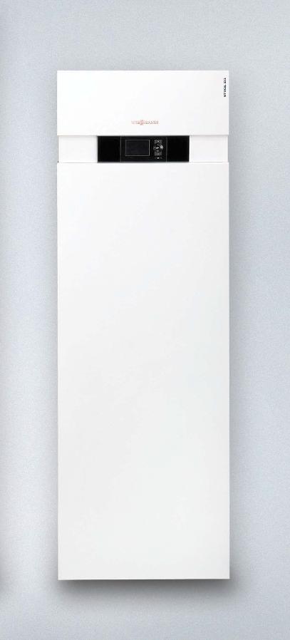 Šilumos siurblys žemė - vanduo Vitocal 222-G