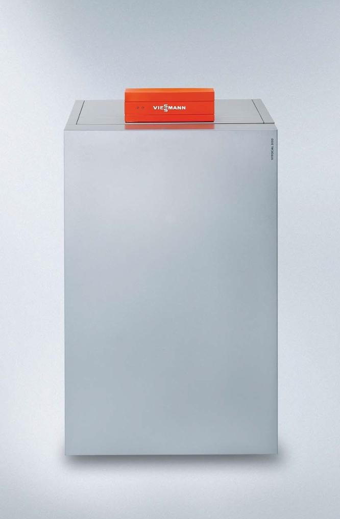 Šilumos siurblys žemė - vanduo Vitocal 300-G, 5.7 kW