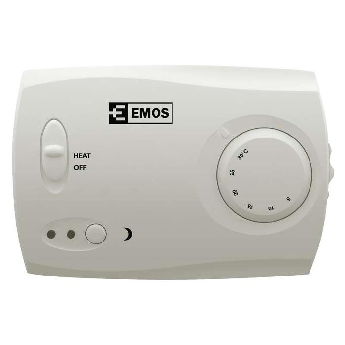 Neprogramuojamas patalpos termostatas TH 3