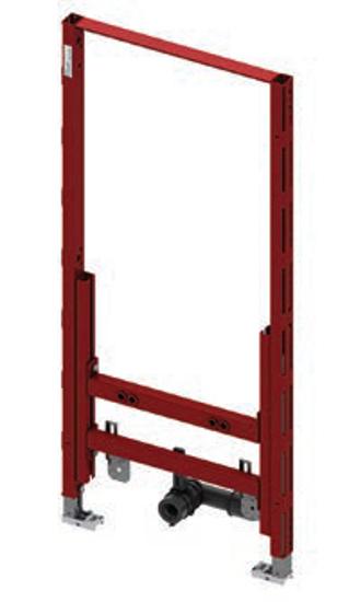 Potinkinis universalus TECEprofil bide modulis, montavimo aukštis 1120 mm