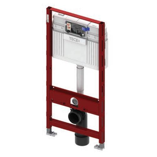 Potinkinis universalus TECEprofil WC modulis, montavimo aukštis 1120 mm
