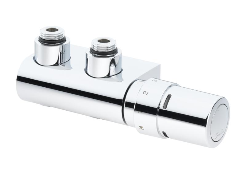 Kampinis termostatinis elementas 013G4379, atstumas tarp ašių 50 mm