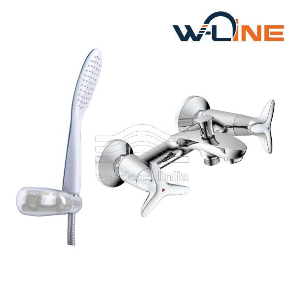 Vandens maišytuvas voniai W-line Malmo 14463 Premium