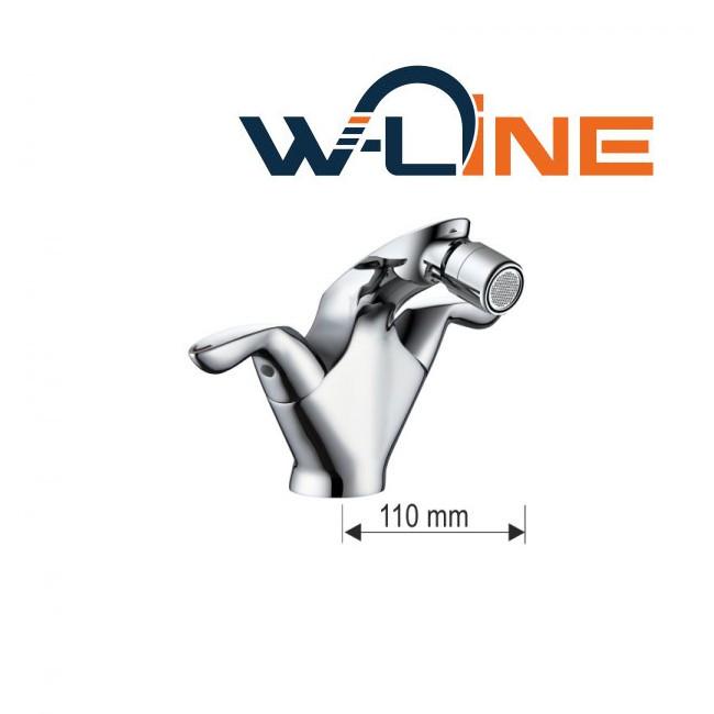 Bide vandens maišytuvas W-line Oslo 14311 Premium