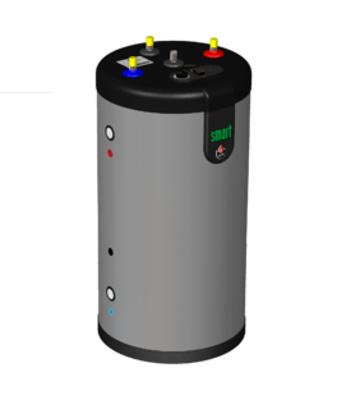 Pastatomas nerūdijančio plieno vandens šildytuvas (boileris) ACV Smart Green 130