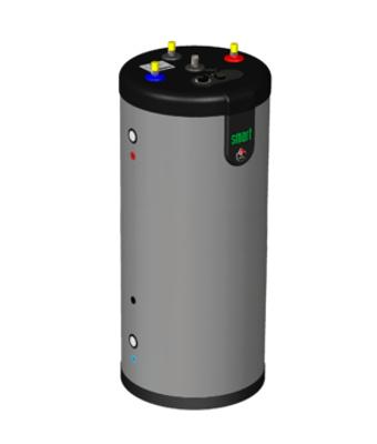 Pastatomas nerūdijančio plieno vandens šildytuvas (boileris) ACV Smart Green 160