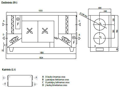 Domekt CF700H schema