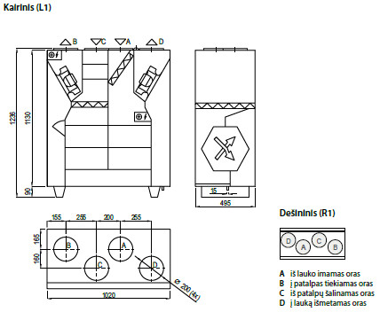 Domekt CF700V schema