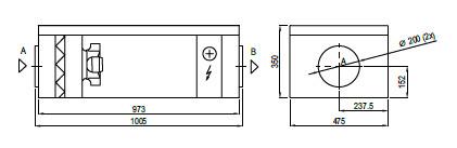 Domekt S800FE schema