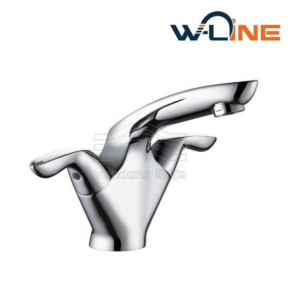 Vandens maišytuvas praustuvui W-line Oslo 14211 Premium
