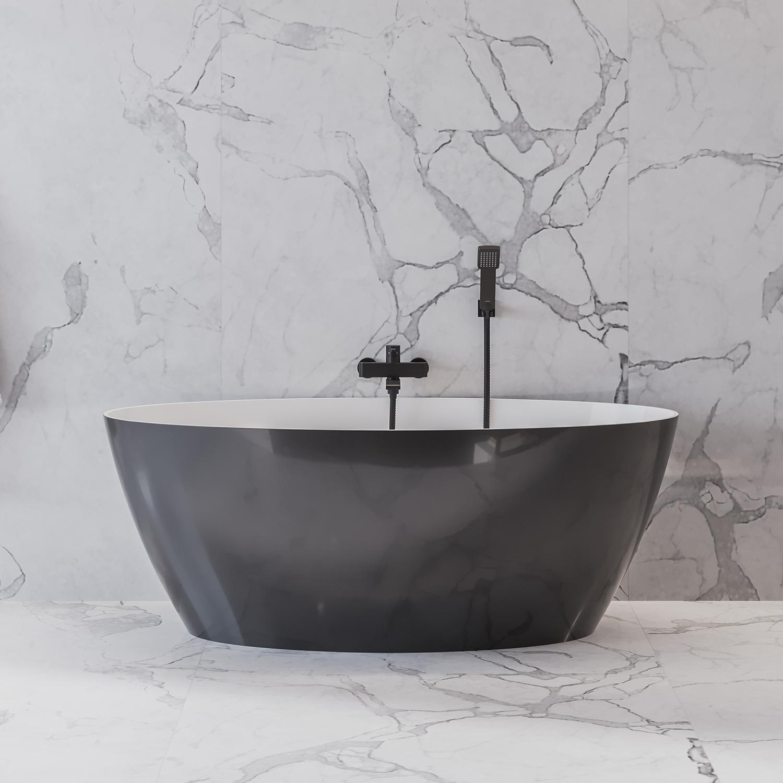 Akmens masės vonia Omnires