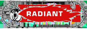 Radiant logotipas