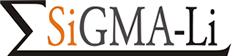 SiGMA-Li logotipas