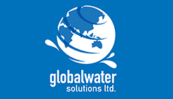 Global Water Solutions logotipas