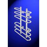 Nerūdijančio plieno rankšluosčių džiovintuvas-kopėtėlės Henris HUU-535*705