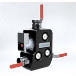 Pastovios grįžtamos temperatūros palaikymo mazgas Laddomat 21-100 Wilo RS25-7, 71 °C, DN40