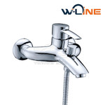Vandens maišytuvas voniai W-line Spain 14460 Premium, trumpu snapu