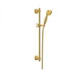 Art gold auksinis dušo stovelio komplektas