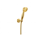 Art gold auksinė dušo galvutė su laikikliu