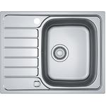Nerūdijančio plieno virtuvės plautuvė Franke SKX611-63, 64x50 cm