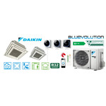 Daikin kasetinis compact oro kondicionierius 2,5/3,2 kW